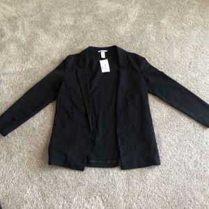 H&M Black Women's Blazer Size 4
